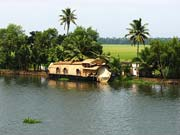 House Boats, Kerala