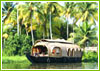 House Boat of Kerala